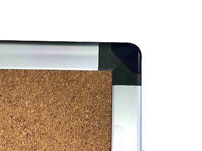 Premium Corkboards Noticeboards corkboard pinboard pinboards cork board 90x120cm 4