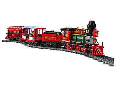 LEGO® 71044 Disney Zug mit Bahnhof inkl. PowerUp I NEU OVP I BLITZVERSAND 3