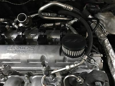 ZZPERFORMANCE GM SHORT Valve Cover Breather replaces oil cap LSX LS1 LS6 LS3