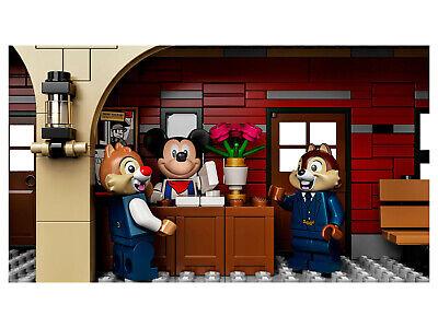 LEGO® 71044 Disney Zug mit Bahnhof inkl. PowerUp I NEU OVP I BLITZVERSAND 8