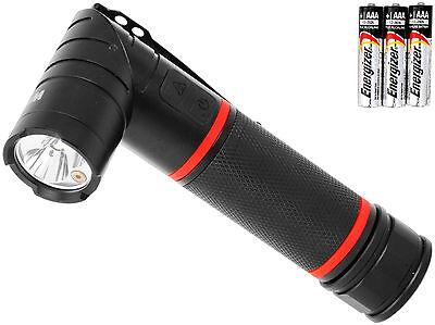 41286 Wiha Pocket Torch with LED Laser and uv Light Sb 246 70
