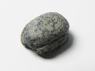 Zurqieh -Af291- Ancient Egypt , Middle Kingdom Stone Scarab. 2055-1650 B.c 2