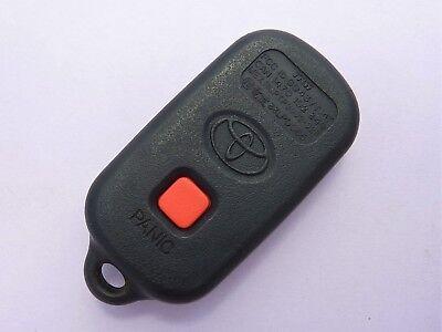 Genuine TOYOTA CAMRY LE SE XLE keyless remote fob transmitter GQ43VT14T OEM