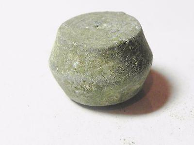 Zurqieh -Aa1982-  Ummayyad Bronze Weight (Waznah),  7- 8Th Cent. A.d - 1 Uqiyyah 2