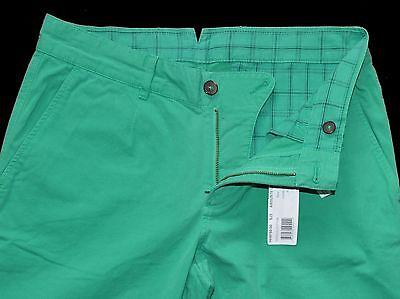 BNWT Lacoste Cotton Casual Trousers W32//L34 Green Guaranteed Original