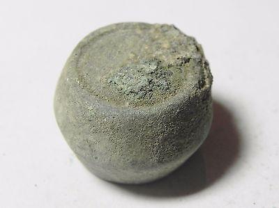 Zurqieh -Aa1983-  Ummayyad Bronze Weight (Waznah),  7- 8Th Cent. A.d - 1 Uqiyyah 3