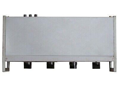 0.1-1111mkH 1% P594 Decade inductance box inductor standard set an-g GR,L&N,IET 4