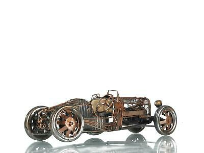 Old Modern Handicrafts 1924 Bugatti Type 35 Open Frame 4