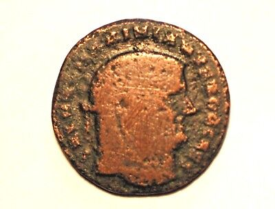 Ancient Roman Coin . AS ND 4
