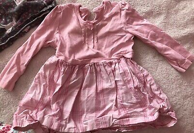Beautiful Bundle Of Baby Girls Dresses Age 6-9 Months Inc. Next, F&F, George 6