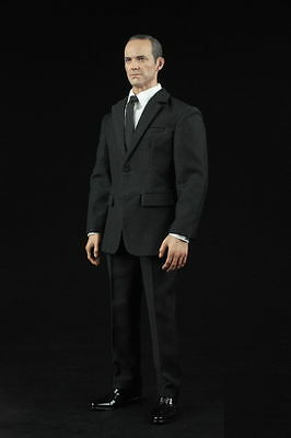 HOT FIGURE TOYS ZCWO 1//6 Mens Hommes MH14 Business suit agents Rowan Atkinson