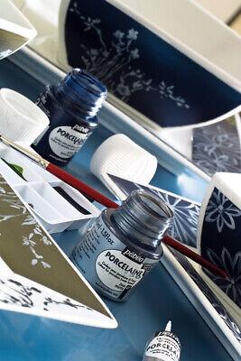 Pebeo PORCELAINE 150 Permanent Porcelain Ceramic China Paint 45ml 5