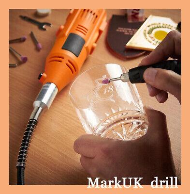 40pcs Drill Hobby Craft Mini Drill Grinder Multi tool Rotary Tool Set 135W HD06 3
