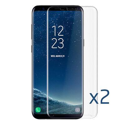 1 sur 7Livraison gratuite Vitre Film Protection Écran Verre Trempé Intégral  3D Samsung Galaxy S8 S9 Plus b8a797d561a9