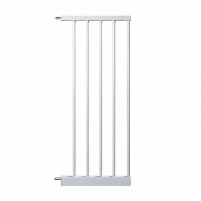 Adjustable Baby Pet Child Kid Safety Security Gate Stair Barrier Door Extension 5