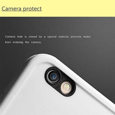 Hybrid Rugged Rubber TPU Shockproof Waterproof Hard Case Cover Fr iPhone 5s 5 SE 7