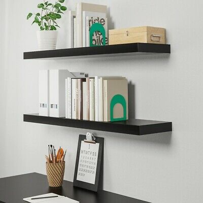 Ikea Wandregal Regal 110x26cm Hängeregal Bücherregal Wandboard Birke NEU OVP