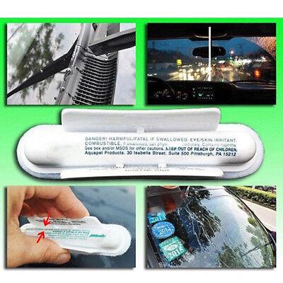 6Pcs Windshield Glass Treatment Water Rain Repellent Repels AQUAPEL Applicator 4