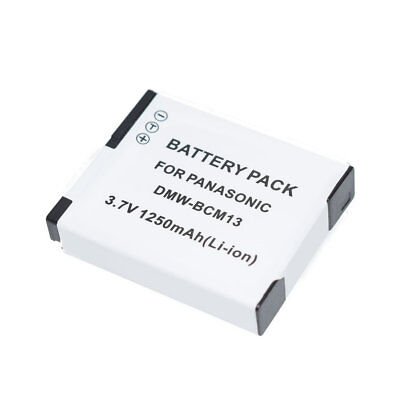 Ex-Pro Digital Camera Battery DMW-BCM13 DMW-BCM13PP for P@ L@ DMC-TZ70