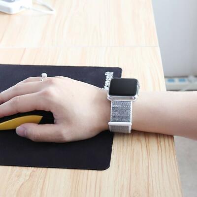 Cinturino per Apple Watch 42MM 44MM Morbido Nylon Sport Loop 2