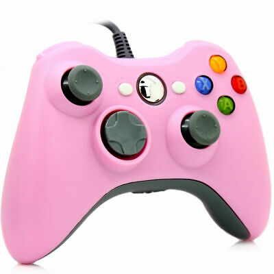 Brand New Xbox 360 Controller USB Wired Game Pad For Microsoft Xbox 360 / PC UK 7