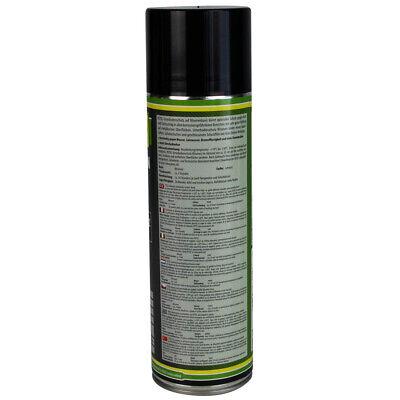 Unterbodenschutz 6 x 500 ml schwarz Bitumen Steinschlagschutz Spray PETEC 4