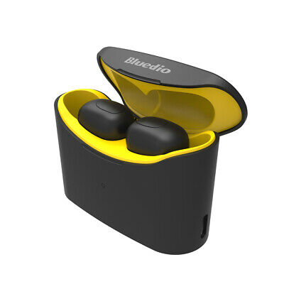 Bluedio T-elf Air pod Bluetooth 5.0 Sports Wireless Earphones with charging box 8