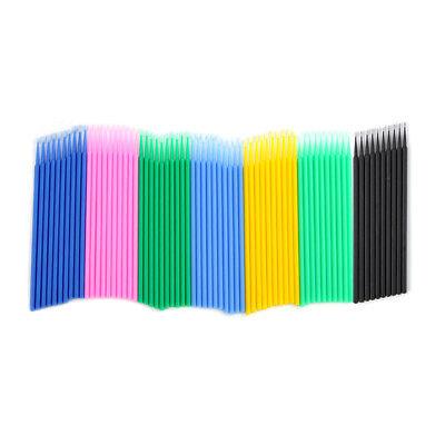 100/300/500pc Dental Micro Brush Disposable Material Tooth Applicators Medium 4