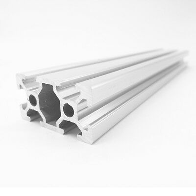 1PCS 20x40 250mm European Standard Linear Rail Aluminum Profile Extrusion 3