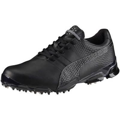 b9b5332376adc7 NEW PUMA MENS TitanTour Ignite Golf Shoes Black - 188656-06 -  79.99 ...