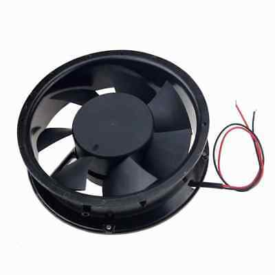 172mm Round Brushless Cooling Fan DC12V - 17251 - Double Ball Bearing 2