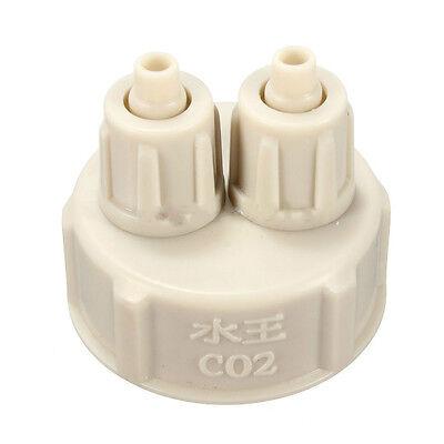 Botella de acuario para plantas de bricolaje Difusor de CO2 Generador de aire