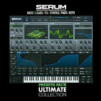 Serum Presets Ultimate Collection / 15Gb Full Pack 2