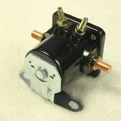 NEW RELAY SW-3 STARTER SOLENOID NEW FITS For 1958-1991 Ford Jeep Mercury Lincoln 10