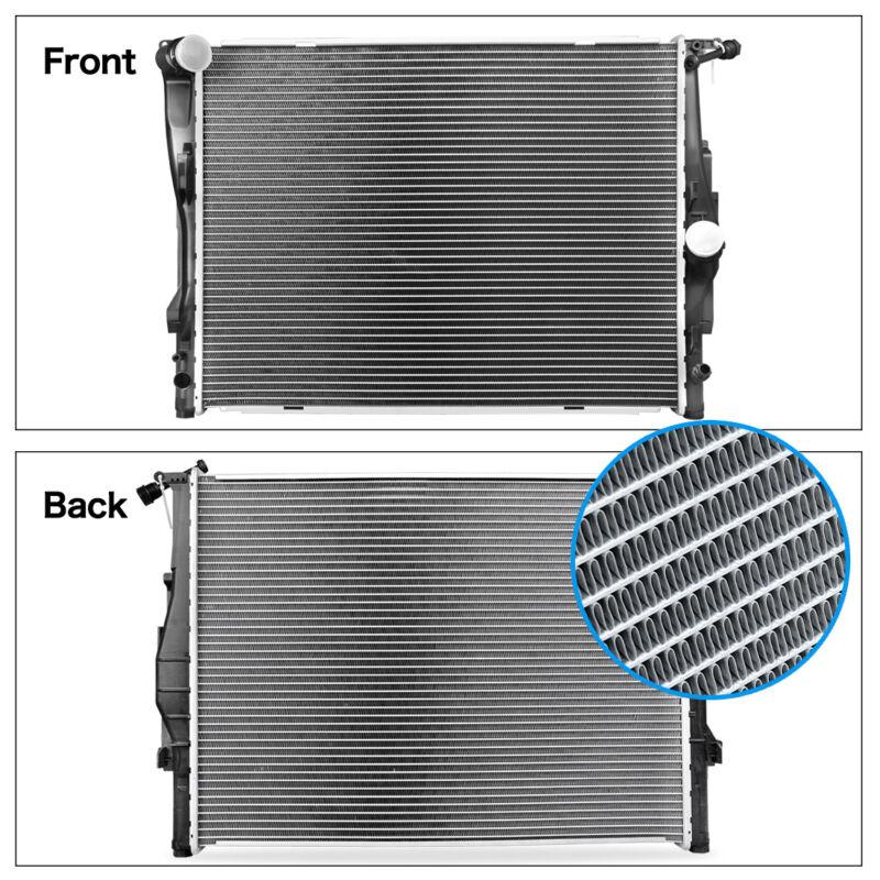 AC Condenser/&Radiator Assembly Fits 2006 BMW 325i 2.5L 4994+2882