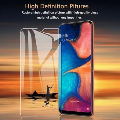 For Samsung Galaxy A30 A50 A70 A71 A10e A90 Tempered Glass Full Screen Protector 6