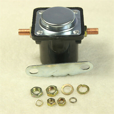NEW RELAY SW-3 STARTER SOLENOID NEW FITS For 1958-1991 Ford Jeep Mercury Lincoln 2