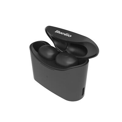 Bluedio T-elf Air pod Bluetooth 5.0 Sports Wireless Earphones with charging box 5