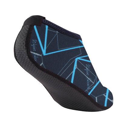 Mens Womens Water Shoes Aqua Socks Beach Swim Wetsuit Shoes Non Slip UK Size 10