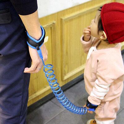 Toddler Kids Baby Safety Walking Anti-lost Harness Strap Wrist Leash Belt Hand 7