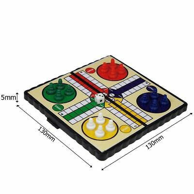 Mini Magnetic Travel Board Games - Chess , Ludo , Snakes and Ladders,  Draughts 7