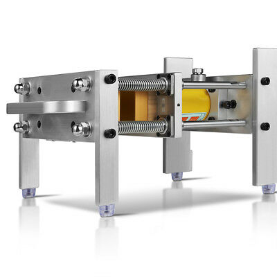 10 Ton Small Driptech Hydraulic Rosin Press | 3x5 Dabpress Tech Heat Plates Kit