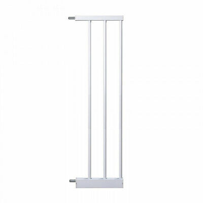 Adjustable Baby Pet Child Kid Safety Security Gate Stair Barrier Door Extension 4