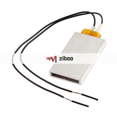 Aluminum PTC Heater Thermostat Heating Plate Constant Temperature 220V200C 3
