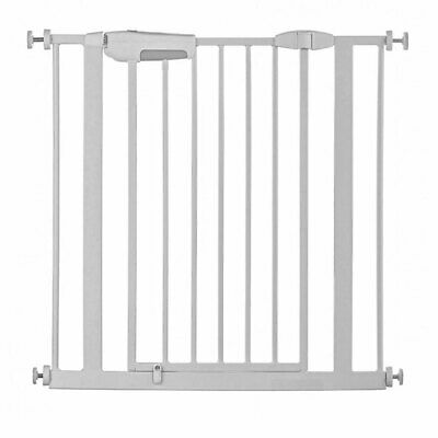 Adjustable Baby Pet Child Kid Safety Security Gate Stair Barrier Door Extension 2