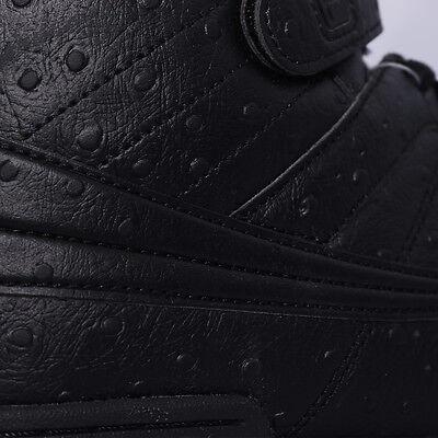 b452028793c1 NEW Men Fila F13 F-13 OSTRICH PREMIUM Classic Mid High Top Basketball Shoes