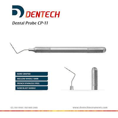 CP-11 Sondes Codée Couleur Parodontale Examen Perio Dentaire Laboratoire