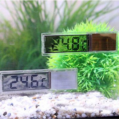 Lcd 3D Digital Electronic Measurement Fish Tank Aquarium Thermometer Random 5