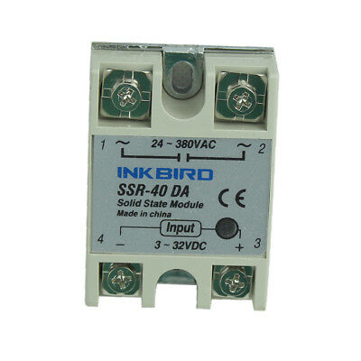 INKBIRD Digital Thermostat PID Temperature Controller K sensor SSR 240v 220V  UK 8
