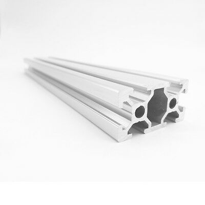 1PCS 20x40 250mm European Standard Linear Rail Aluminum Profile Extrusion 2